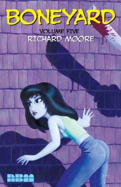 Bestselling Comics (2006) - Boneyard 5 (Boneyard (Graphic Novels)) by Richard Moore