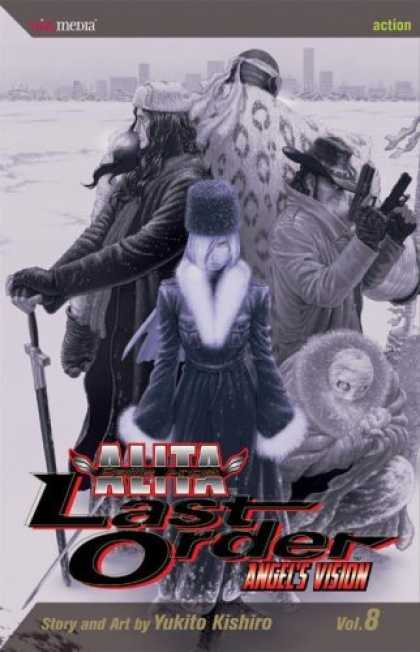 Bestselling Comics (2006) - Battle Angel Alita: Last Order, Volume 8 (Battle Angel Alita (Graphic Novels)) b