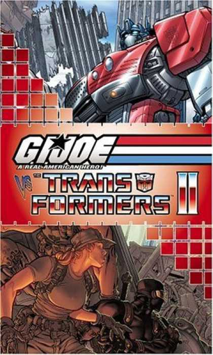 Bestselling Comics (2006) - G.I. Joe Vs. The Transformers Volume 2 (G. I. Joe (Graphic Novels)) by Dan Jolle