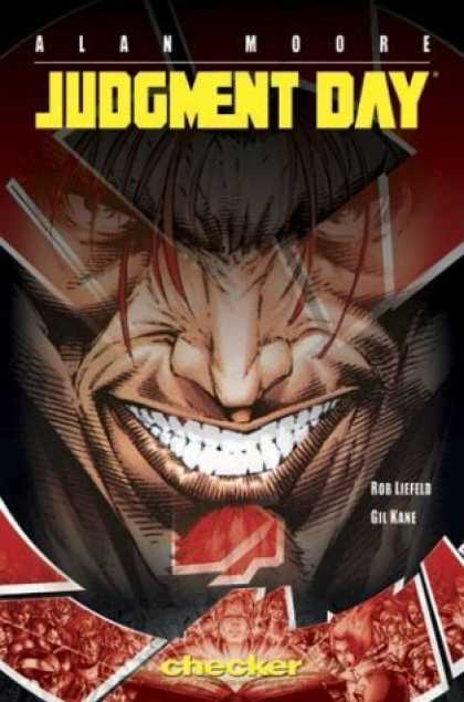 Bestselling Comics (2006) - Judgment Day by Alan Moore