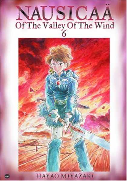 Bestselling Comics (2006) - Nausicaa of the Valley of the Wind, Vol. 6