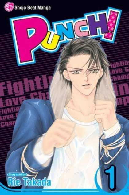 Bestselling Comics (2006) - Punch!, Volume 1 (Punch) by Rie Takada