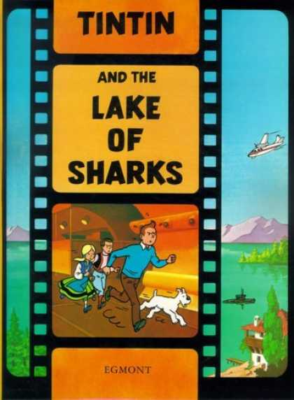 Bestselling Comics (2006) - Tintin - Tintin and the Lake of Sharks by Herge