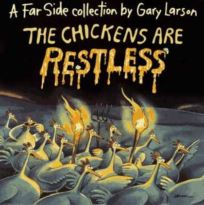 Bestselling Comics (2006) - The Chickens Are Restless by Gary Larson