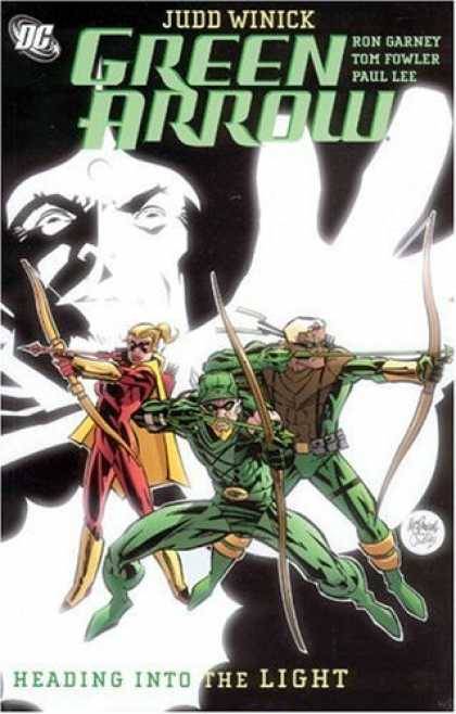 Bestselling Comics (2006) - Green Arrow: Heading into the Light (Vol. 7) by Judd Winick