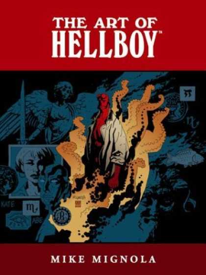 Bestselling Comics (2006) - The Art of Hellboy by Mike Mignola