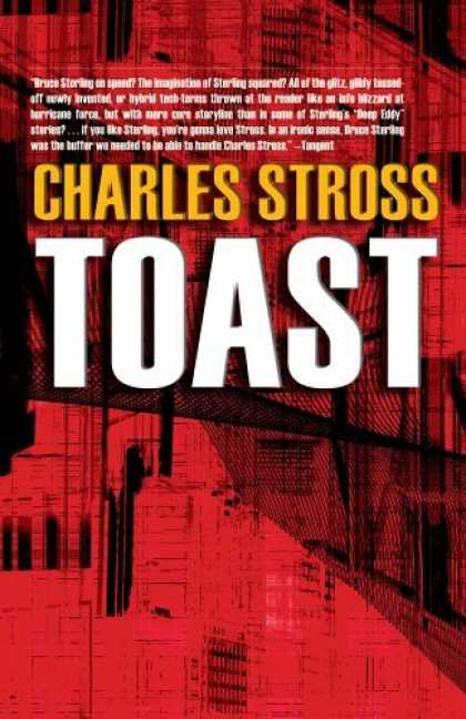 Bestselling Comics (2006) - Toast by Charles Stross