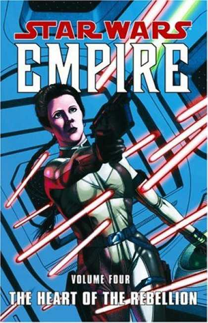 Bestselling Comics (2006) - The Heart of the Rebellion (Star Wars: Empire, Vol. 4) by Judd Winick