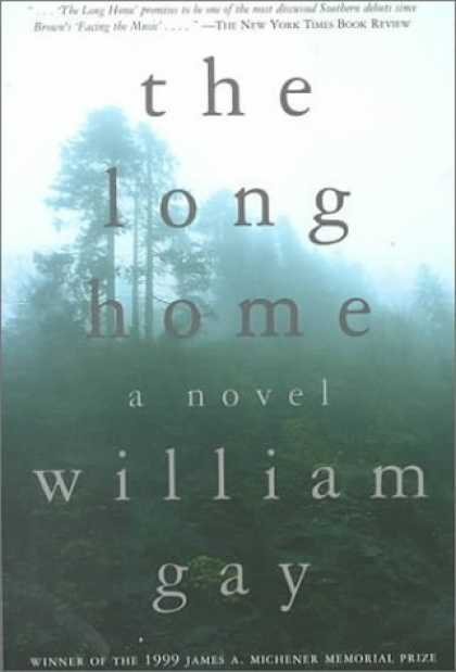 Bestselling Comics (2006) - The Long Home by William Gay