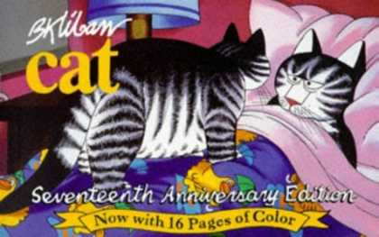 Bestselling Comics (2006) - Cat: Seventeenth Anniversary Edition by B. Kliban