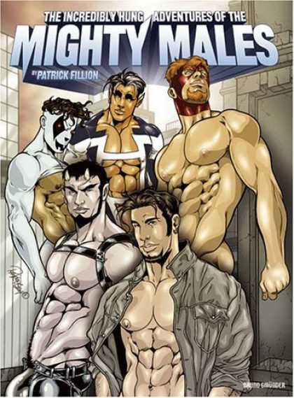 Bestselling Comics (2006) - The Incredibly Hung Adventures of the Mighty Males