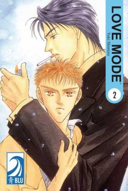 Bestselling Comics (2006) - Love Mode, Vol. 2 (Love Mode) - Cigarette - Protect - Love Mode - Lighter - Protection