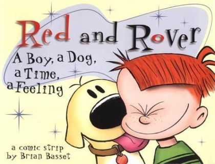 Bestselling Comics (2006) - Red and Rover: A Boy, A Dog, A Time, A Feeling by Brian Basset