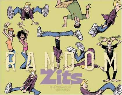 Bestselling Comics (2006) - Random Zits: A Zits Treasury by Jerry Scott - Random Zits - Men - Women - Various Positions - Hair Twisting