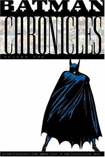 Bestselling Comics (2006) - Batman Chronicles: Volume One by Bill Finger