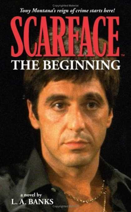 Bestselling Comics (2006) - Scarface, Volume 1 by L. A. Banks