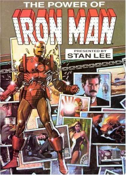 Bestselling Comics (2006) - Iron Man: Demon in a Bottle (Avengers) by David Michelinie - Iron Man - Many Pictures - Girls - Despair - Anger