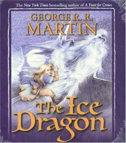 Bestselling Comics (2006) - Ice Dragon by George R.R. Martin