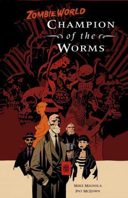 Bestselling Comics (2006) - Zombieworld: Champion Of The Worms (Zombieworld) by Mike Mignola