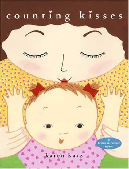 Bestselling Comics (2006) - Counting Kisses by Karen Katz - Counting Kisses - Mom - Child - Karen Katz - A Kiss U0026 Read Book