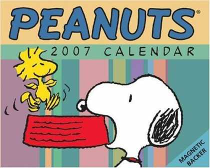 Bestselling Comics (2006) - Peanuts 2007 Mini Day-to-Day Calendar by Charles M. Schulz