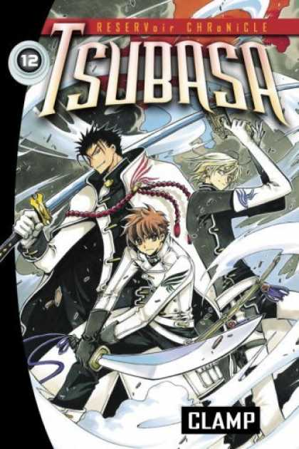 Bestselling Comics (2006) - Tsubasa 12: RESERVoir CHRoNiCLE (Tsubasa Reservoir Chronicle) by Clamp