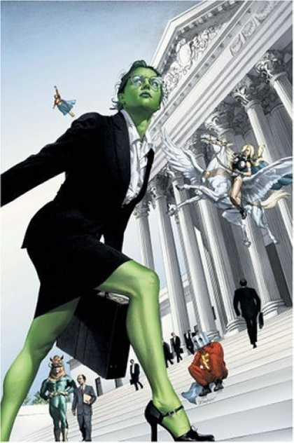 Bestselling Comics (2006) - She-Hulk Vol. 2: Superhuman Law by Dan Slott