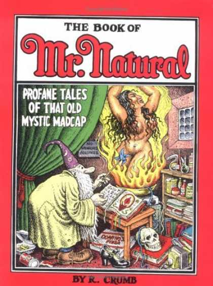 Bestselling Comics (2006) - Book of Mr. Natural by R. Crumb