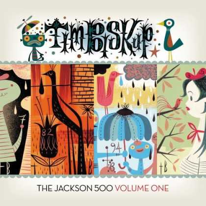 Bestselling Comics (2006) - The Jackson 500 Volume 1 by Tim Biskup