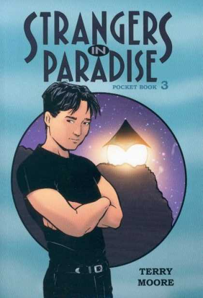 Bestselling Comics (2006) - Strangers In Paradise Pocket Book 3 (Strangers in Paradise (Graphic Novels)) by