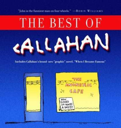 Bestselling Comics (2006) - The Best of Callahan by John Callahan