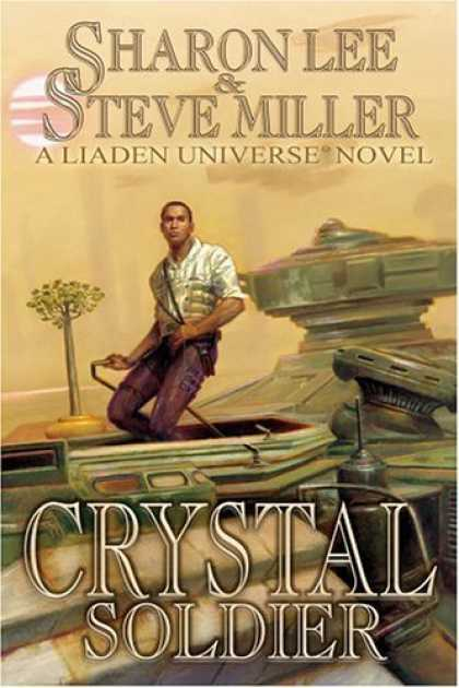 Bestselling Comics (2006) - Crystal Soldier (The Great Migration Duology, Book 1) by Sharon Lee