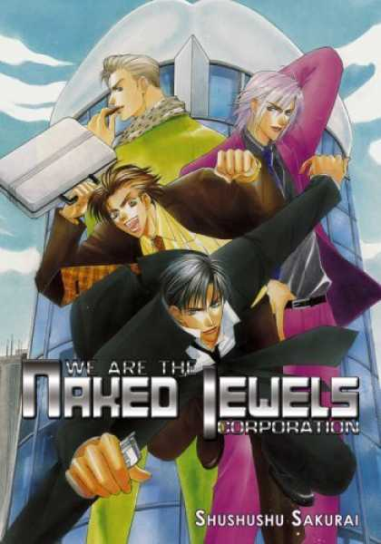 Bestselling Comics (2006) - Naked Jewels Corporation v01 (Yaoi) by Shushushu Sakurai