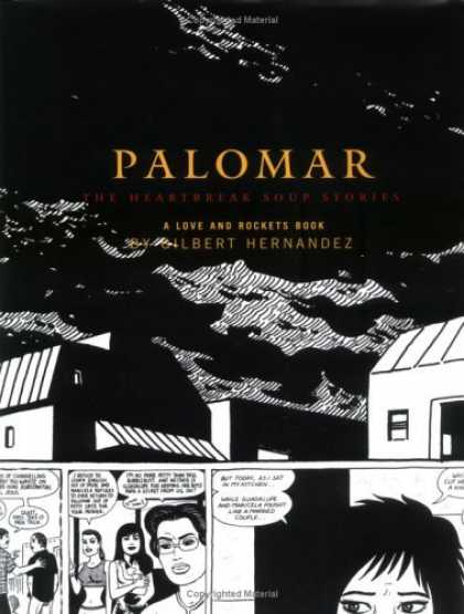 Bestselling Comics (2006) - Palomar: The Heartbreak Soup Stories (Love and Rockets) by Gilbert Hernandez