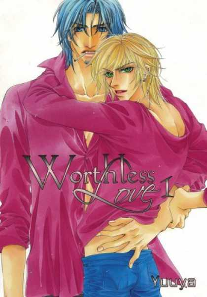 Bestselling Comics (2006) - Worthless Love v01 (Yaoi ) by Yuuya - Worthless Love - 1 - Blue Hair - Cigarette - Pink