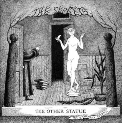 Bestselling Comics (2006) - The Other Statue by Edward Gorey