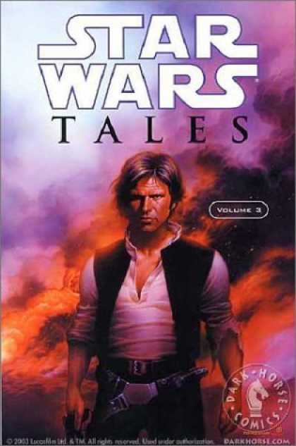Bestselling Comics (2006) - Star Wars Tales, Vol. 3 by Various - Star Wars - Tales - Volume 3 - Fire - Tattered