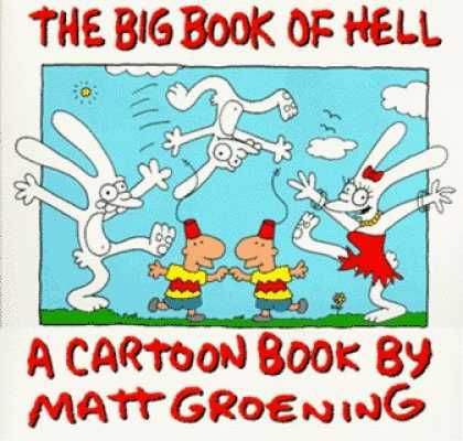 Bestselling Comics (2006) - The Big Book of Hell by Matt Groening