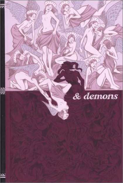 Bestselling Comics (2006) - Dark Horse Deluxe Journal: Craig Thompson's Angels and Demons by Craig Thompson
