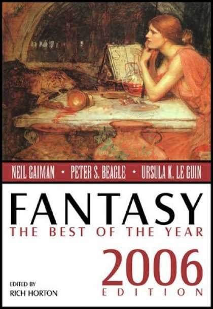 Bestselling Comics (2006) - Fantasy: The Best of the Year, 2006 Edition