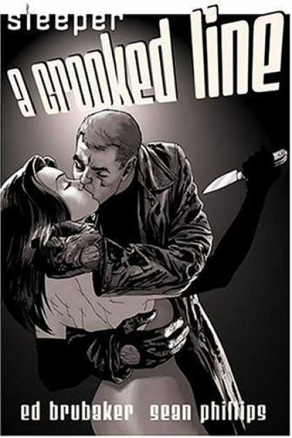 Bestselling Comics (2006) - Sleeper Vol. 3: A Crooked Line by Ed Brubaker