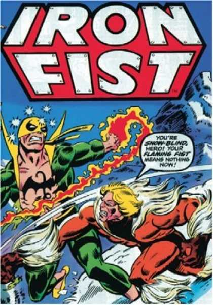 Bestselling Comics (2006) - Essential Iron Fist, Vol. 1 (Marvel Essentials) by Chris Claremont