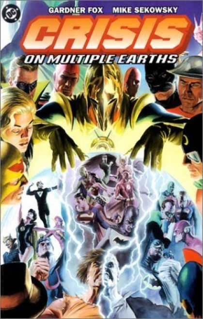 Bestselling Comics (2006) - Crisis On Multiple Earths, Vol. 1 by Gardner Fox - Gerdner Fox - Mike Sekowsky - Team - Wizzard - Action