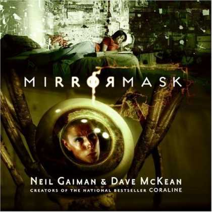 Bestselling Comics (2006) - MirrorMask (children's edition) by Neil Gaiman