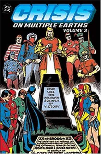 Bestselling Comics (2006) - Crisis on Multiple Earths (Volume 3) by Mike Friedrich - Heman - Batman - Superman - Wonder Women - Superheros