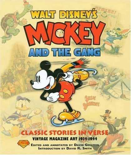 Bestselling Comics (2006) - Mickey And The Gang: Classic Stories In Verse by David Gerstein