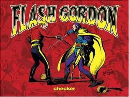 Bestselling Comics (2006) - Alex Raymond's Flash Gordon, Vol. 1 (Alex Raymond's Flash Gordon) by Alex Raymon - Clash Of The Titans - Till The End - Battle Zone - Fight Time - Time For Revenge
