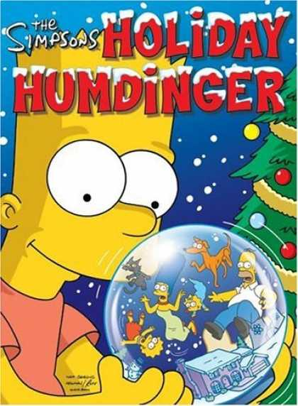 Bestselling Comics (2006) - The Simpsons Holiday Humdinger (Simpsons) by Matt Groening