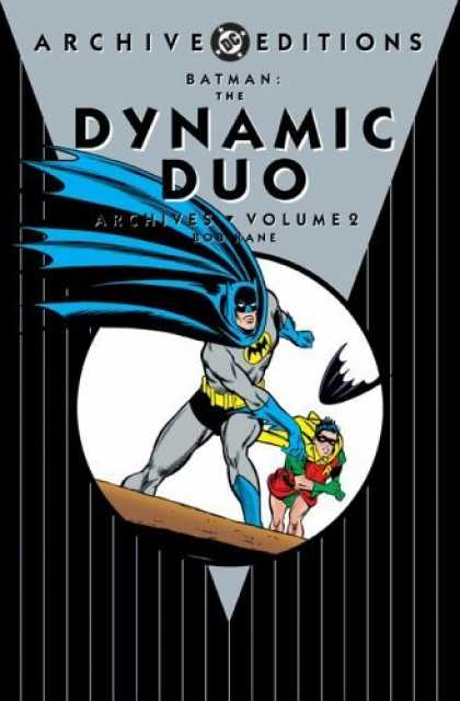Bestselling Comics (2006) - Batman: The Dynamic Duo - Archives, Volume 2 by Gardner Fox
