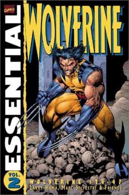 Bestselling Comics (2006) - The Essential Wolverine, Vol. 2 by Bob Harras - Wolverine - Volume 2 - Larry Hama - Mark Silvestri - 24